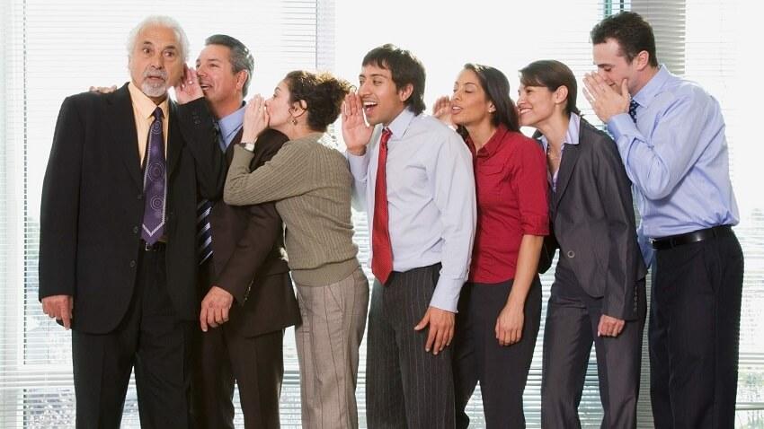 Gossips - Workplace Productivity Killers