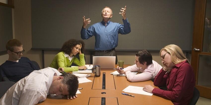 Unnecessary Meetings