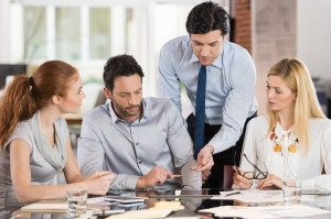 What are the responsibilities of team leaders?