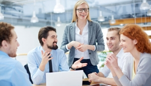 Create friendly environment in the office