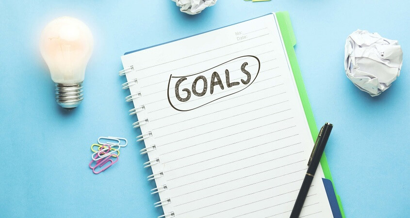 Set Goals - Manage Multiple Projects
