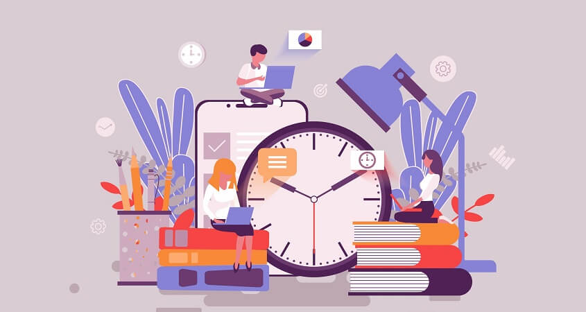 Track Team's Time - Improve Time Management