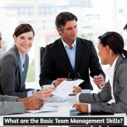 What are the Basic Team Management Skills?
