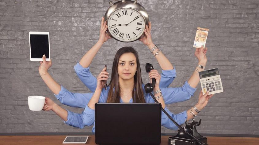 Multitasking - Productivity Killers