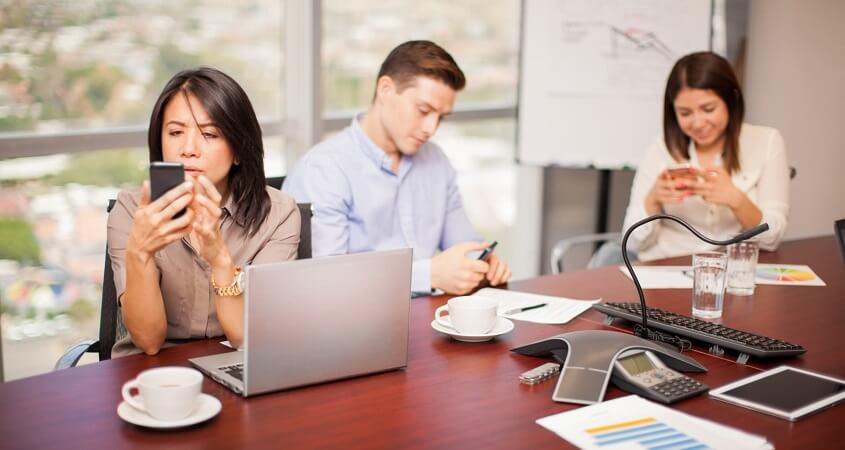 How to Eliminate Distractions at Work?