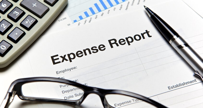 Expense Report - Business Reports You Need to Check