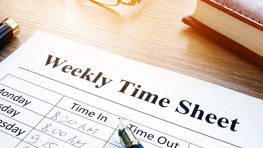 Manage Timesheets