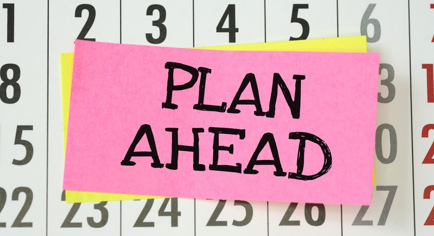 Plan Ahead - Estimate and Manage Time Better